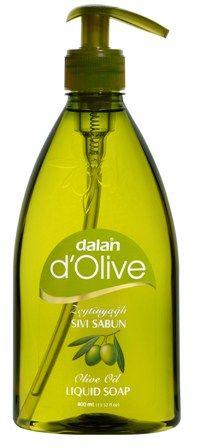 Dalan d'Olive мыло жидкое для рук 400 мл