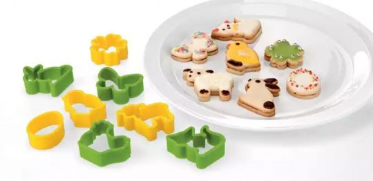 Tescoma Формочки для пасхального печенья DELICIA 8 шт  630903