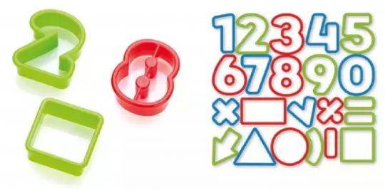 Tescoma Формочки цифры DELICIA KIDS, 21 шт 630926