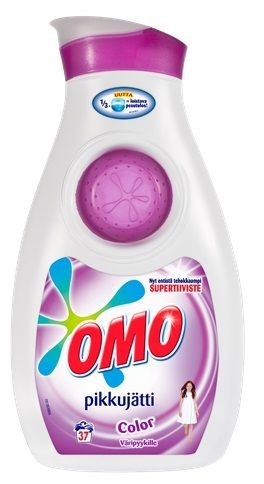 OMO Pikkujätti color 888 мл