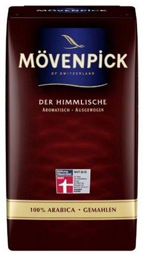 MÖVENPICK Der Himmlische кофе молотый 500 гр