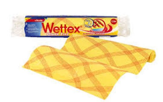 Vileda Wettex Power 2in1  Ткань в рулоне для уборки 1,2 м