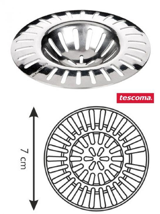 TESCOMA Фильтр для раковины из нержавеющей стали PRESTO 7 см 115212