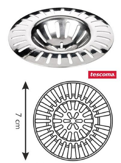 TESCOMA Фильтр для раковины из нержавеющей стали PRESTO o 7 см 115212