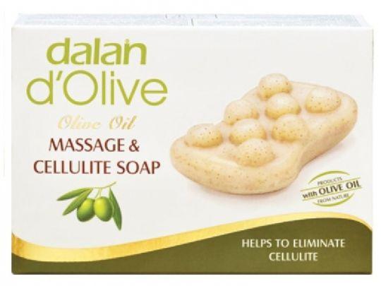 """Dalan d""""Olive Мыло массажное и антицеллюлитное"""