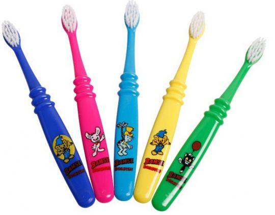 Зубная щетка детская Sensodyne bamse 0-6