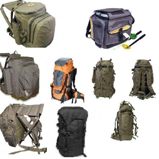 рюкзаки, сумки для спорта