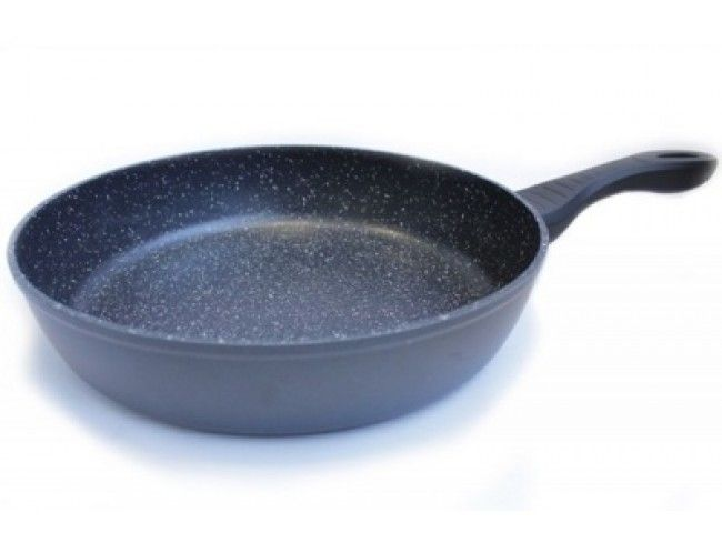 Сковорода с мраморным покрытием HOFFMANN HM 620 без крышки